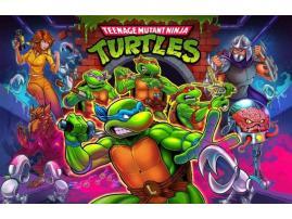 Stern launches Teenage Mutant Ninja Turtles Pinball