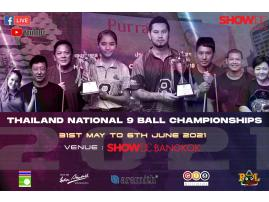 Thailand National 9 Ball Championship 2021 officially announced