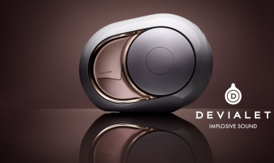 Devialet High-End Speakers