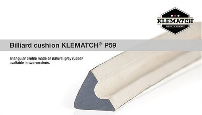 Klematch cushion profiles
