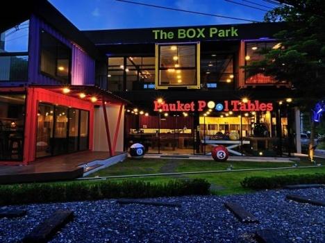 Phuket Pool Tables Cherg Talay store location