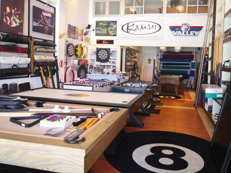 Phuket Pool Tables Chalong store location